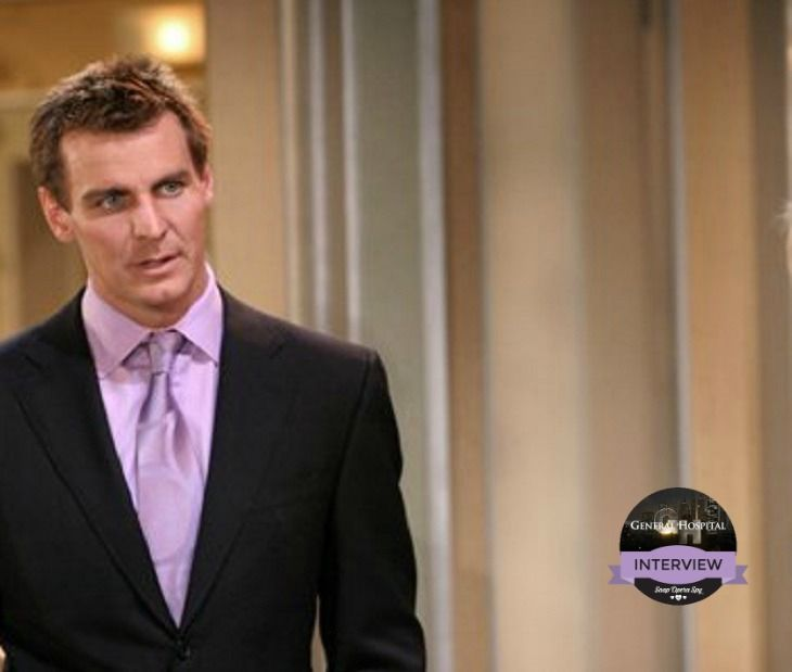 "Ingo Rademacher's return as Jax is probably one of the most anticipated of the season. 'General Hospital' spoilers tease that Jasper 'Jax' Jacks will return on July 29. Rademacher, Jax's portrayer spoke with Soap Opera Digest about his return. ""It's about time!' he states. Further relating how long"
