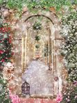 Фреска - В волшебном замке