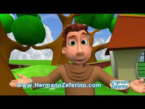 Serie de videos animados para niños católicos