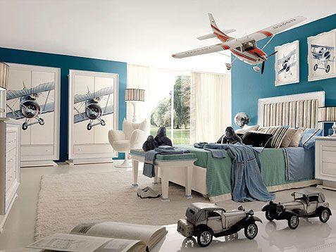 Boys Bedroom Ideas Vintage