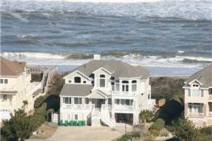 Sunrise Symphony Outer Banks Rentals   Pine Island - Oceanfront OBX Vacation Rentals