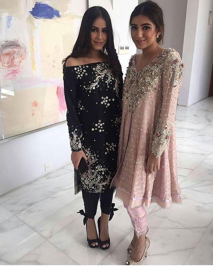 Desi Indian Dresses   Modern Shalwar Kameezs   Elegant & Trendy   InstaPic