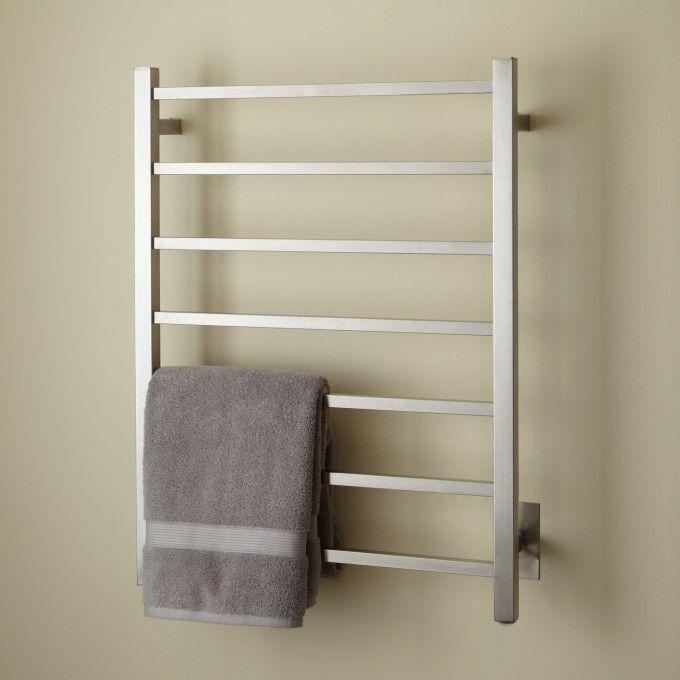 """24"""" Tesni Hardwired Towel Warmer"""
