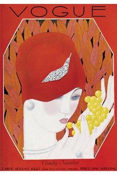 Fashion Magazine Covers - Online Archive for Women (Vogue.com UK) AUGUST 1927