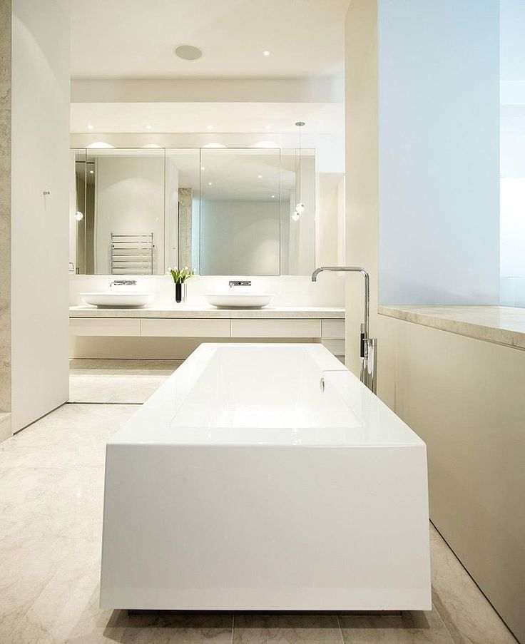 ♂ Clean and simple bathroom interior design in Contemporary Verdant Avenue House