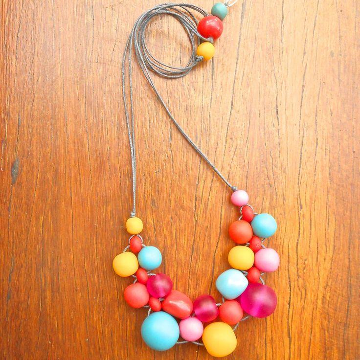 Gelati Bubble Ball Necklace