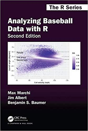 DOWNLOAD PDF] Analyzing Baseball Data with R, Second Edition