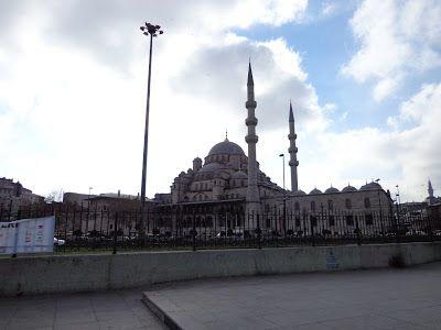 Мечеть в Стабмуле
