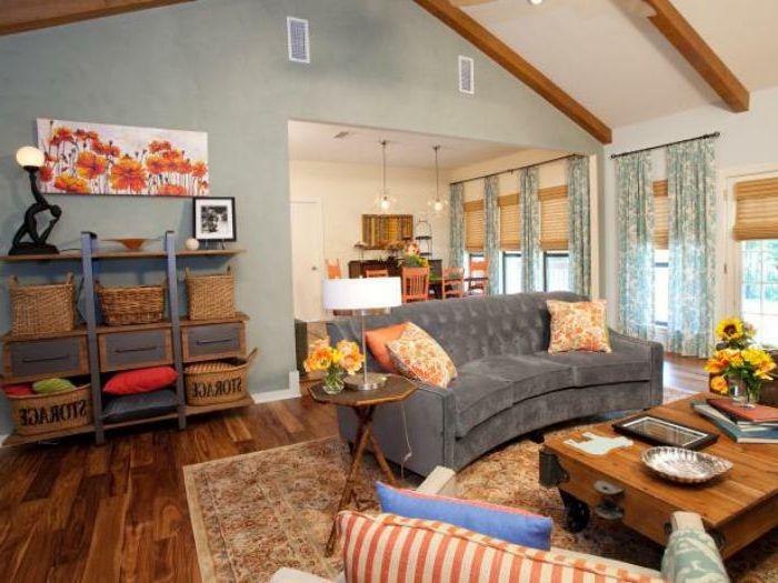 Halbrundes Sofa - ist das Ihre Sache? - Archzinenet - Wohnzimmer Braunes Sofa