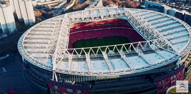 Arsenals Emirates Stadium to get retractable roof (Video)
