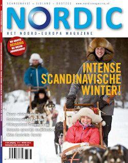 4 nummers voor € 17,50: Het reismagazine Nordic schrijft ieder kwartaal over reizen, geschiedenis en cultuur van Scandinavië, de Baltische Staten, Groenland en IJsland.