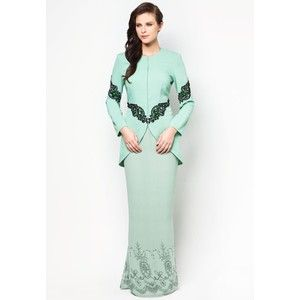 baju kurung design - Google Search