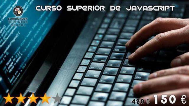Cursos a distancia de Curso Javascript: Curso Superior de Javascript  #Cursos #distancia #Curso #Javascript