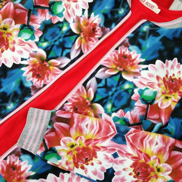 WATERLILY PRINT - Exclusive to ANDREA MOORE x  www.andreamooreboutique.com
