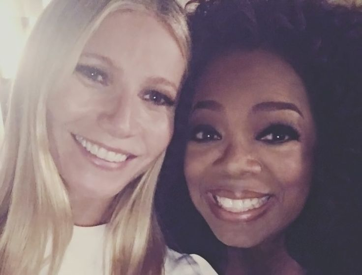 Oprah never wanted to be a mother, she told Gwyneth Paltrow. That's why she's so good at it
