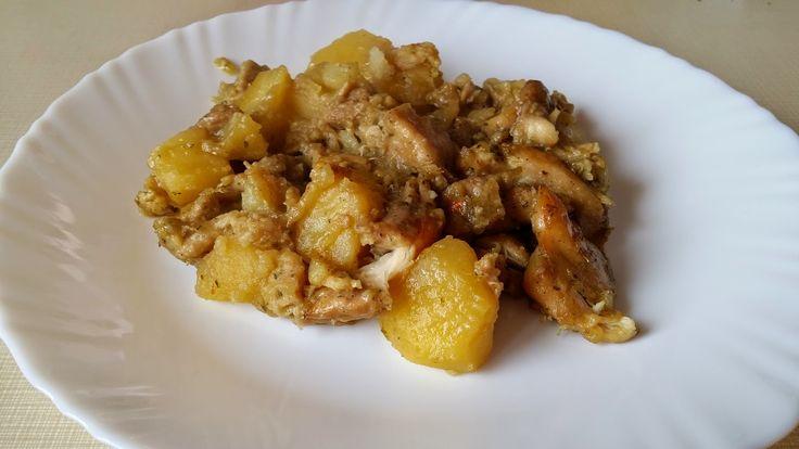 Minden ami recept, praktikák: Csirke brassói római tálban recept