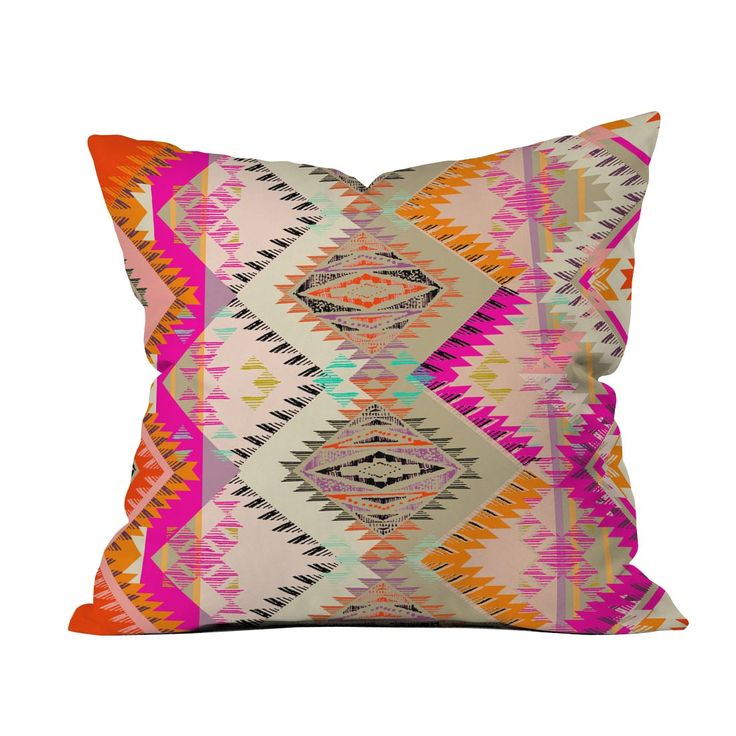 Dusted Sunset Outdoor Pillow