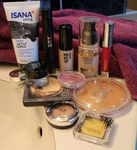 Meine Make Up Challenge – Teil 2 – Mein-Stil-Helfer  #cosmetics #makeup #mymakeup #schminke #schminksachen #manhattancosmetics #makeuprevolution #makeupfactory #catrice #essence #maxfactor #yvesrocher #artdeco