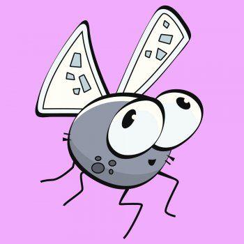 Las moscas, una fábula para niños con moraleja. Fábulas para enseñar valores a los niños. Cuentos infantiles cortos con mensaje para educar en valores. Fábulas infantiles con moraleja.