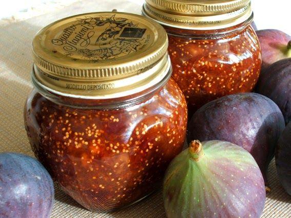Opskrift figner figne figen syltetøj marmelade