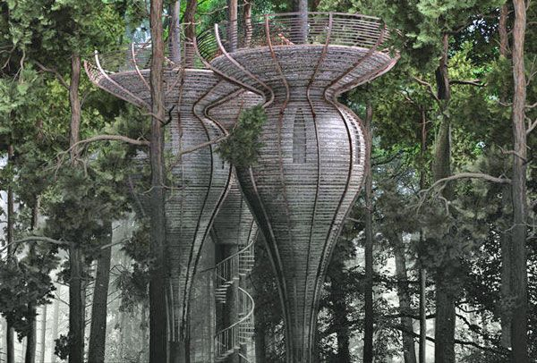 project tree house