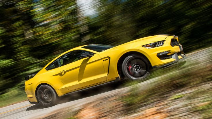 Ford Mustang Shelby Gt350r Named Road Amp Track Performance