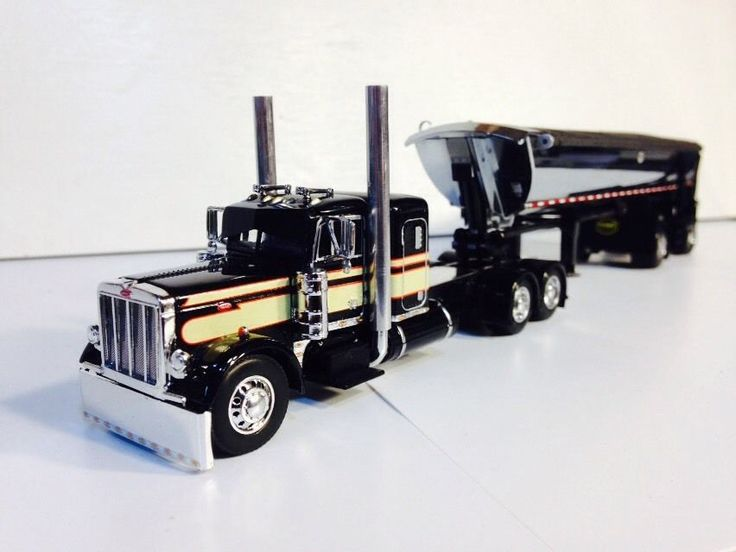 Custom Toy Semi Trucks : Best images about projects to try on pinterest models