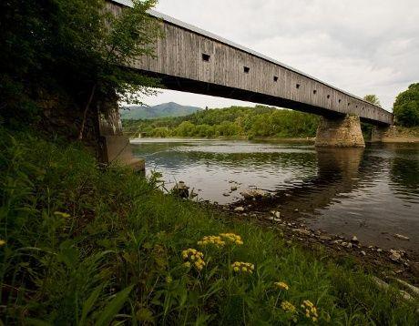 Cornish-Windsor Bridge in Cornish, NH and Windsor, VT