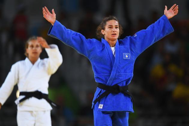 Judo: Women's 52 Kg