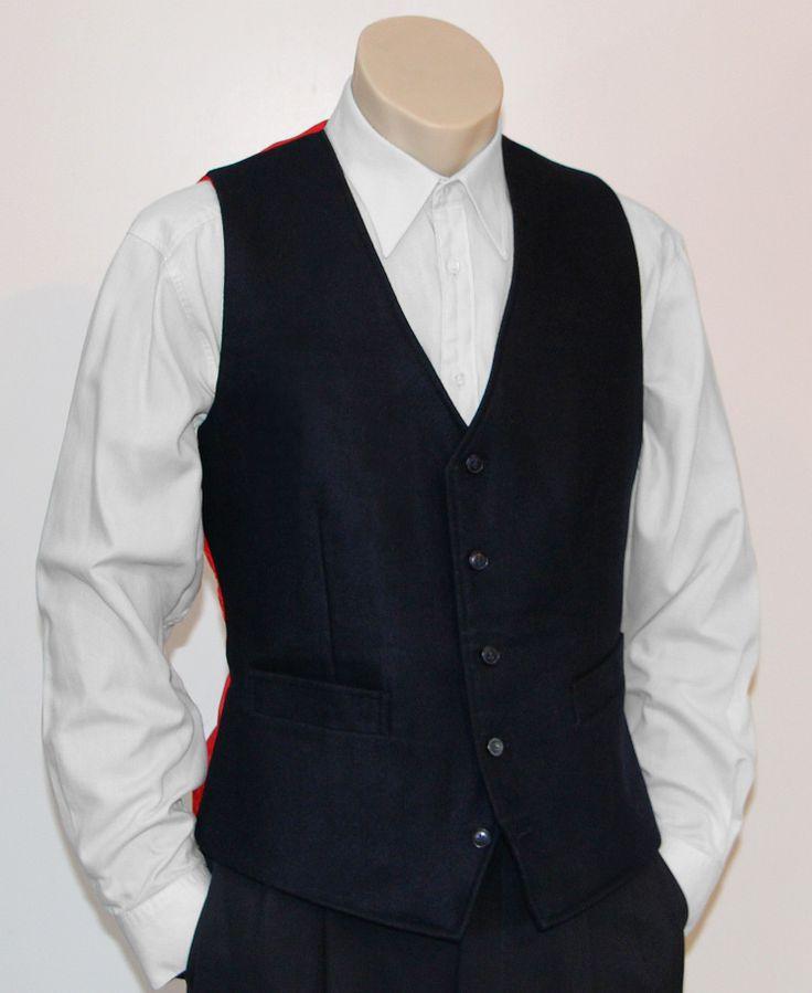 Capaldi Vest