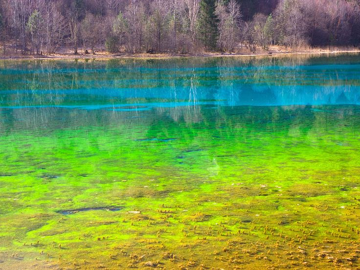 Natural Wonders: Photos of Surprisingly Colorful Lakes, Mountains, and More This.