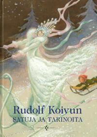 Snow queen, Rudolf Koivu. Rudolf Koivu (1890-1946), Finnish artist.