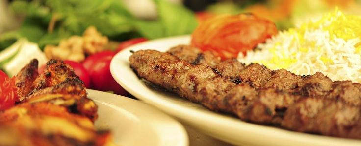 Persian Food Irvine Ca