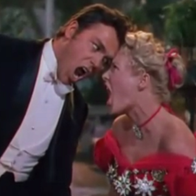 Greatest Scene in the whole movie! Annie Get Your Gun - starring Betty Hutton & Howard Keel (Anything You Can Do, I Could Do Better)
