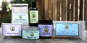 Ayurvedic Herbal Detox Kit: New Years SALE 10% OFF until January 31st