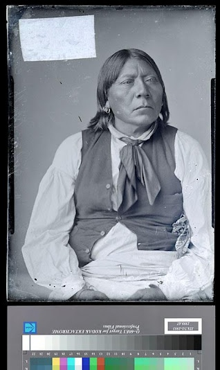 Esa Rosa (aka White Wolf), brother-in-law of Tabananica - Kwahadi Comanche - circa 1890Quanah Parker, American Indian, American Native, White Wolf, White Wolves, Kwahadi Comanche, American Chiefs, American Interesting, Native American