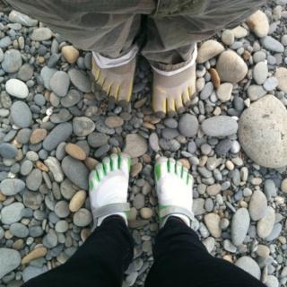 Vibram five finger shoes are Stupendous.