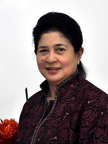 Nila Moeloek - Wikipedia bahasa Indonesia, ensiklopedia bebas
