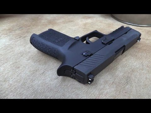 Sig P320 compact ch 2