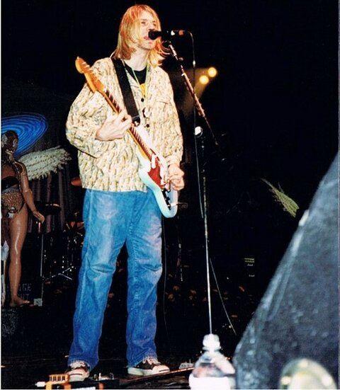Kurt Cobain Live in Detroit, October 29, 1993