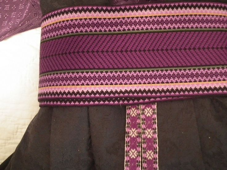 FINN – Beltestakk inkl. forkle, skjorte og belte.