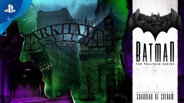 BATMAN - The Telltale Series - Episode 4: 'Guardian of Gotham' Trailer   PS4, PS3 - http://gamesitereviews.com/batman-the-telltale-series-episode-4-guardian-of-gotham-trailer-ps4-ps3/