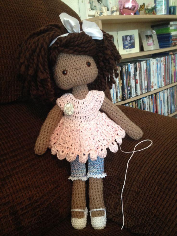 Amigurumi Hawai Doll : Best crochet amigurumi dolls images on pinterest