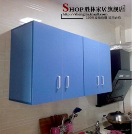 Wall cupboard / closet / hanging cabinet / kitchen storage cabinets /  balcony bathroom wall cabinet / cabinet lockers are /   Garage   Pinterest - Wall Cupboard / Closet / Hanging Cabinet / Kitchen Storage
