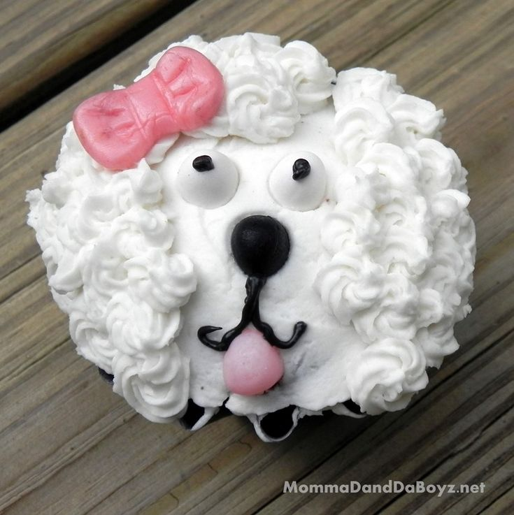 best 25  puppy dog cupcakes ideas on pinterest