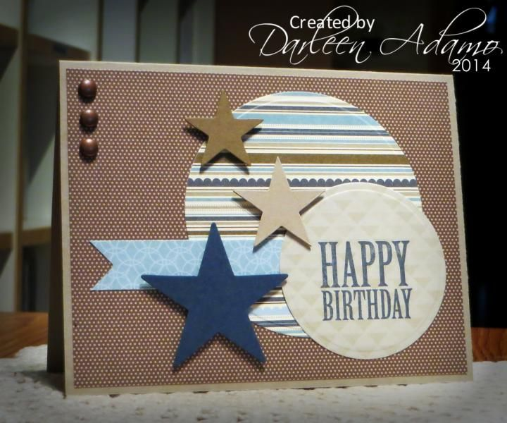 FS375~CASing Sandy!! by darleenstamps - Cards and Paper Crafts at Splitcoaststampers