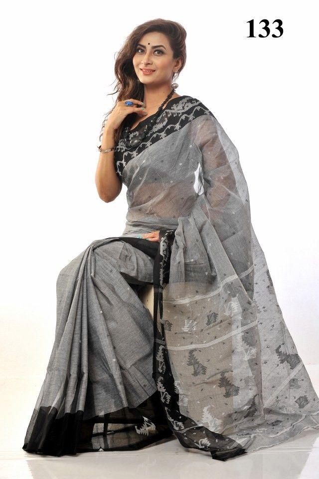 Tangail Pure Cotton Saree Online