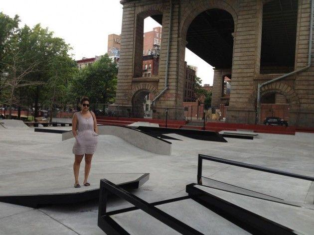 tribeca skatepark - Google Search
