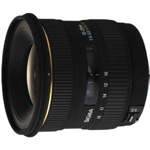 A list of best selling dSLR lenses.
