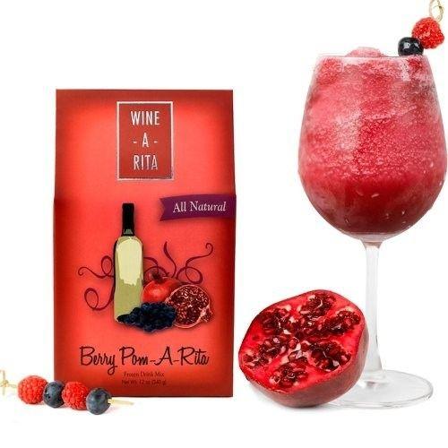 Mo-Uncorked.com - Wine Slushy Mix Berry~Pom~A~Rita